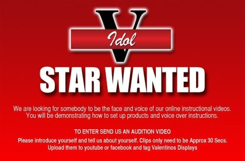 Star wanted - V Idol