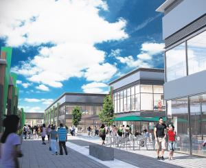 Whiteley Village to undertake major redevelopment Valentino's Displays Blog