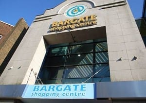 Southampton Bargate Shopping Centre