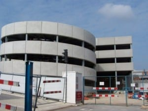 New Multi-Storey Car Park Fareham