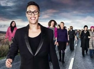 Gok's clothes road show returns tonight