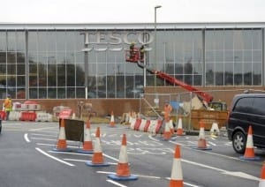 Tesco Fareham Superstore