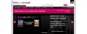 HMV On Demand