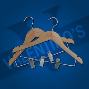 Personalized Baby Hangers with Logo for ilovegorgeous