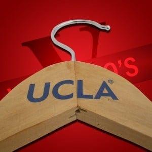 Bespoke Hangers UK for UCLA