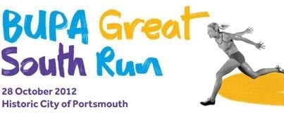 Bupa 2012 Great South Run