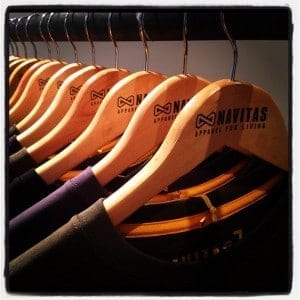 Printed Wooden Hangers UK