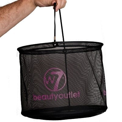 Printed UK Net Shopping Baskets