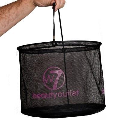Printed UK Net Shopping Baskets
