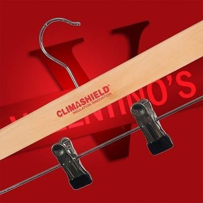Custom Wooden Clothes Hangers UK