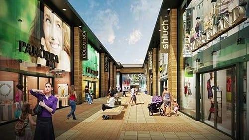 Whiteley Shopping Centre