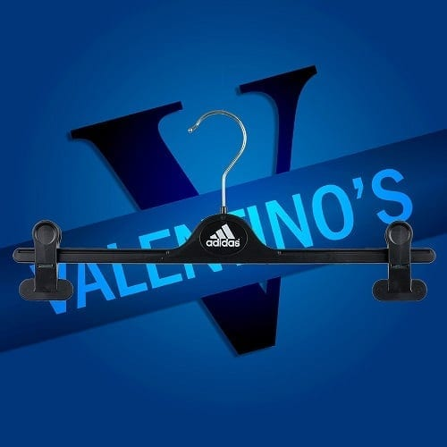 Bespoke Hangers UK for Adidas