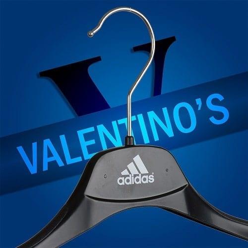 Adidas Bespoke Coat Hangers