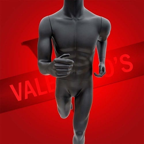 Athletic Male Mannequin
