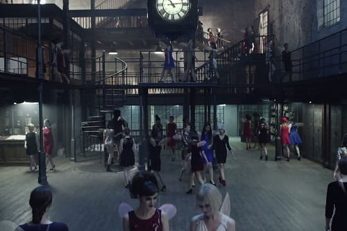 Marks and Spencer Christmas Advert 2014