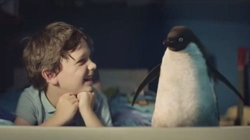 John Lewis launches Christmas advert 2014