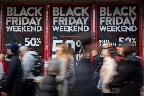 UK Retailers Experience The Worse December Sales Since 2008