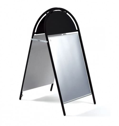 Black A Board For Sale