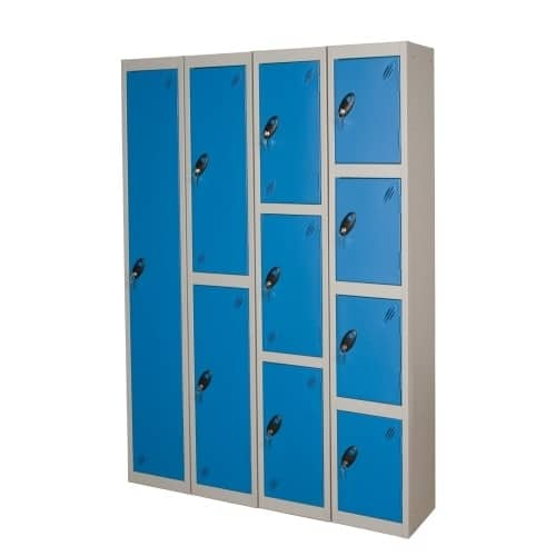 Workplace Lockers, Storage and Compartment Lockers