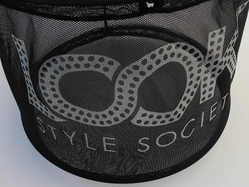 Printed Shopping Bags UK for Look Style Society
