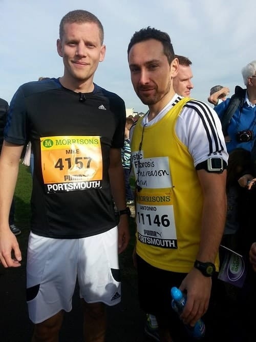 Great South Run 2015