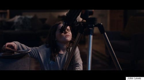 "John Lewis ""Man On The Moon"" Christmas Advert 2015"