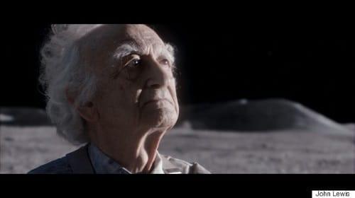 "John Lewis launch ""Man On The Moon"" - Christmas advert 2015 Valentino's Displays Blog"
