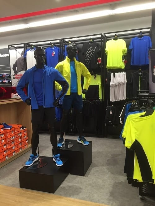 Male Fitness Sports Mannequins, UK - Valentino's Displays