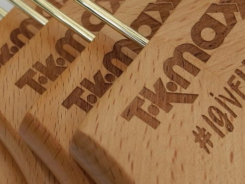 Give Up Clothes For Good Etched Hangers for T.K.Maxx #IGiveUpMy