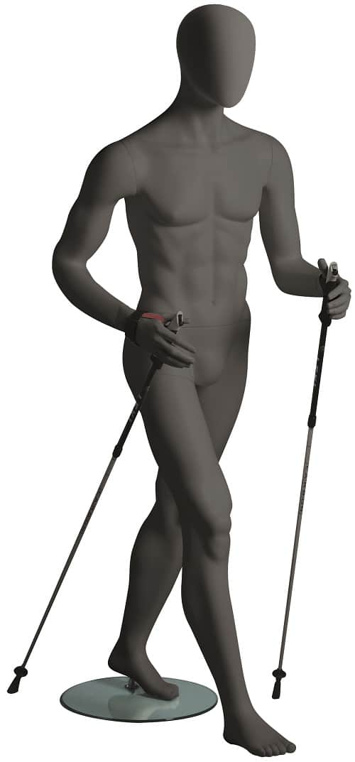 Sport Walker Hiking Mannequin