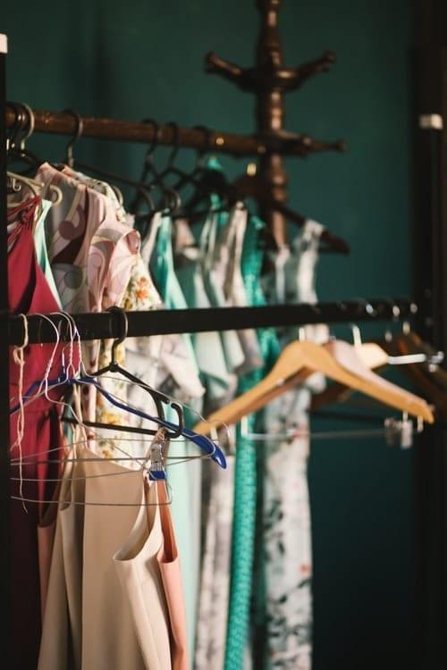 Retail Coat Hangers