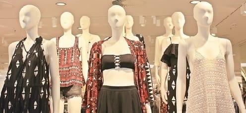 Shop Mannequin
