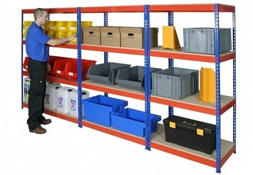 Bespoke Shelving and Warehouse Racking