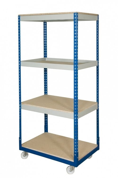 Bespoke Shelving Units UK