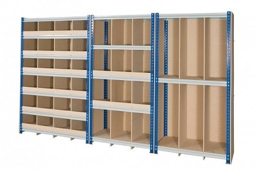 Bespoke Shop Shelving