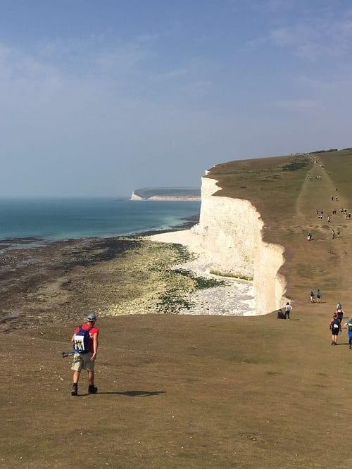 beachy head #southcoastchallenge2016