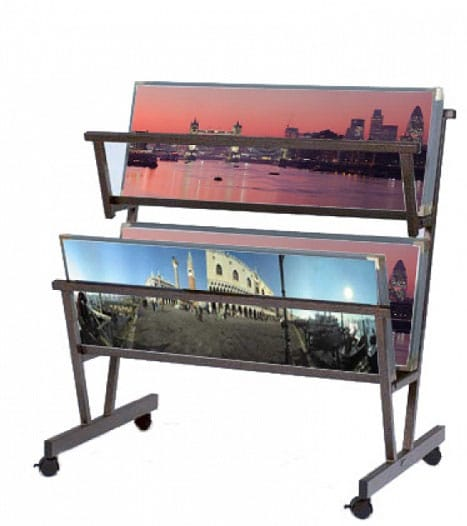 Buy Poster Display Racks