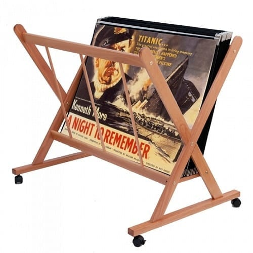 Poster Display Rack for Sale