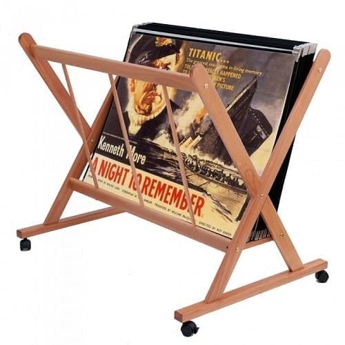 Poster Display Rack for Sale