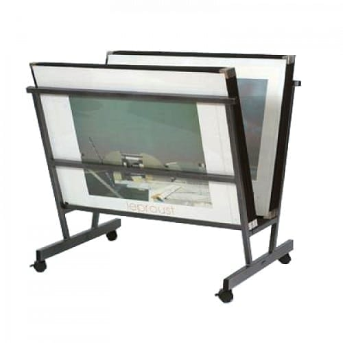 Poster Display Rack UK