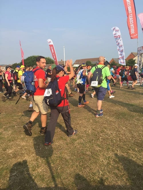 setting off on the south coast challenge 2016