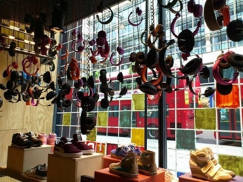 Best Colours for Visual Merchandising