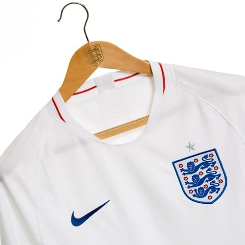 Awesome custom hangers for England - World Cup 2018 Valentino's Displays Blog