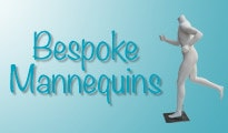 Bespoke Shop Mannequins UK