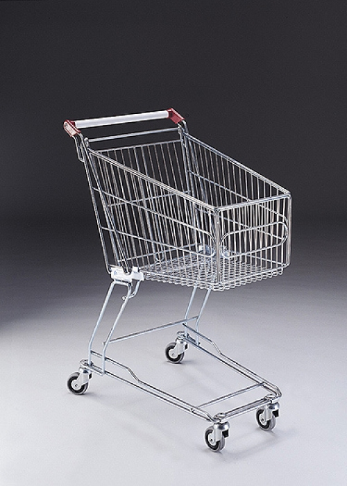 60 Litre Supermarket Shopping Trolley