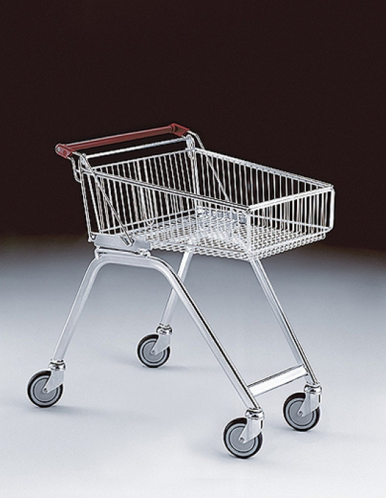 80 Litre Mini Supermarket Shopping Trolley