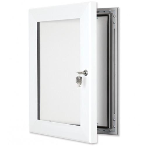 1400mm x 1000mm B0 Key Lockable Poster Magnetic Frame, UK