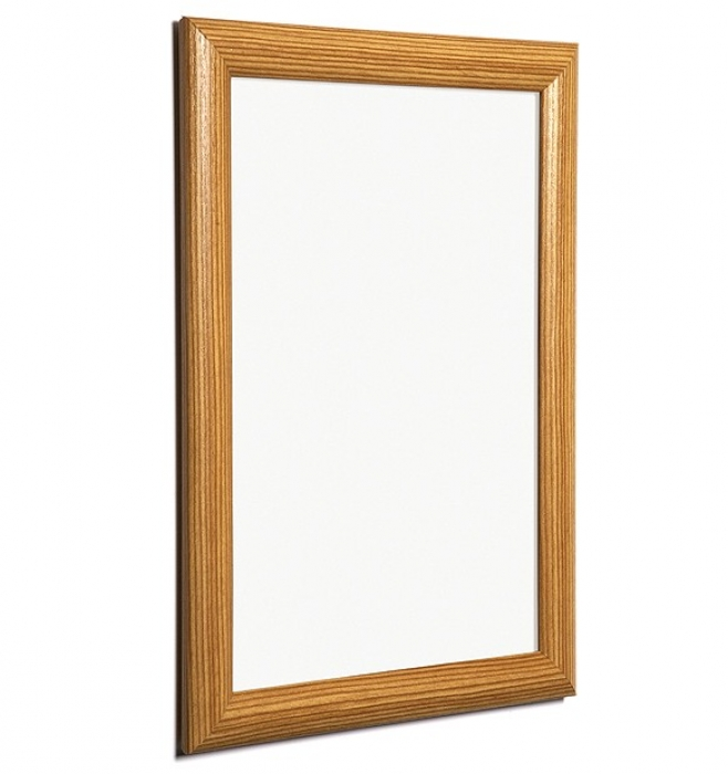 Wood Poster Snap Frame A2 Mitred 25mm