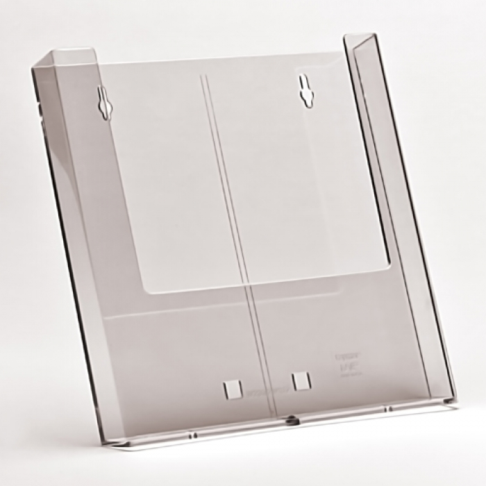 Acrylic Wall Holder A4 Literature Leaflet Holders Uk