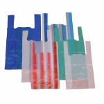 Vest Carrier Bags  / Polythene Carrier Bags Plain & Striped
